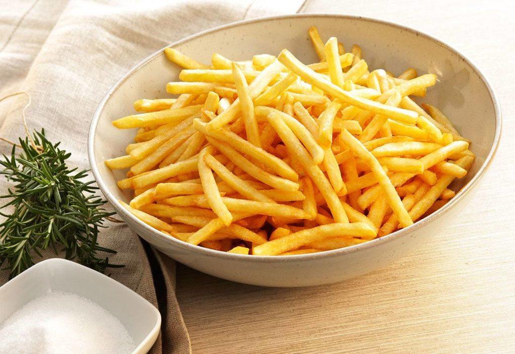 Картошка фри дома