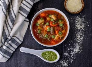 Варить суп