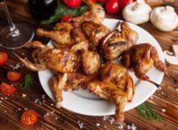 Рецепт куриного шашлыка