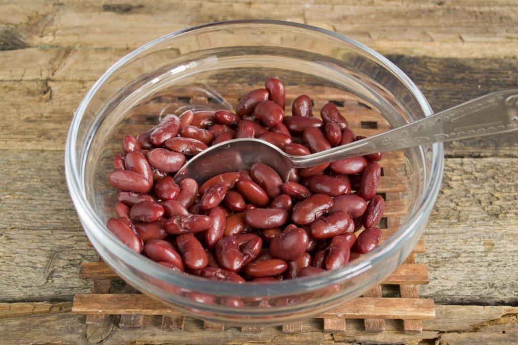 Как варить красную фасоль