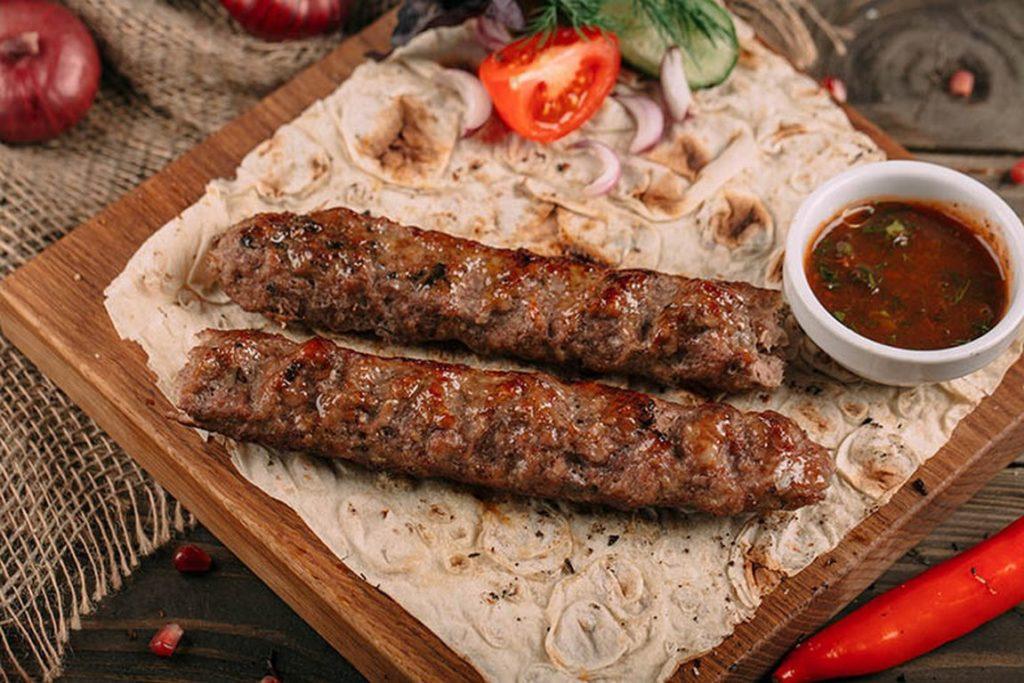 Рецепт люля-кебаб
