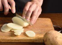 Способы нарезки картофеля